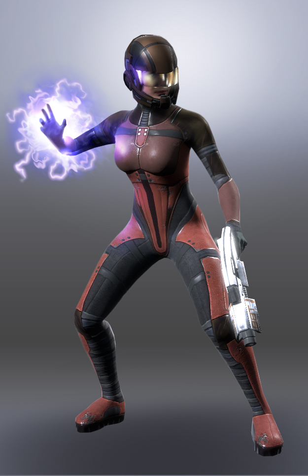 Mass Effect dated