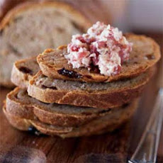 Cranberry-Studded Whipped Butter