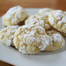 Mathew Rice + Gooey Butter Cookies