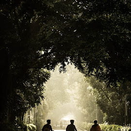 Morning sunlight by Sofyan Ian - People Street & Candids
