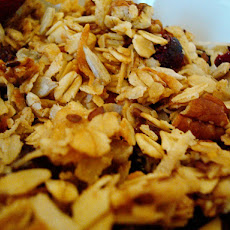 French Chocolate Granola