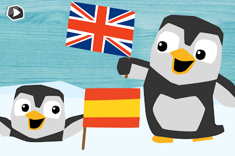 LinguPinguin – English Spanish - screenshot