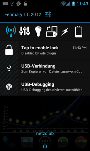 delayed-lock-wifi-plugin for android screenshot