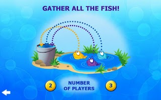 Screenshot of Colorful Fishing