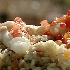 Risotto with Scampi and Champagne