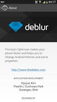 Screenshot of Provision Optimizer Free