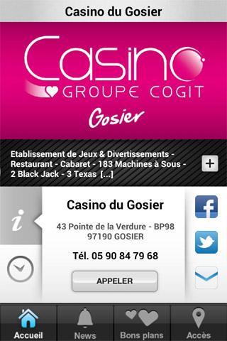 Casino de gosier barcelo bavaro casino hotel punta cana