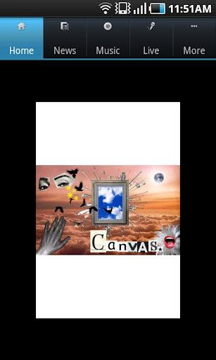 Как загрузить canvas