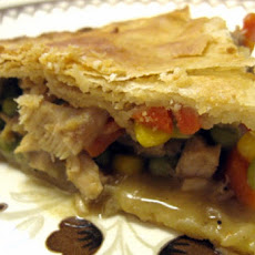Turkey Pot Pie With Leftovers
