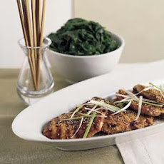 Grilled Chicken, Korean Style