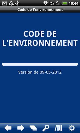 French Environmental Code