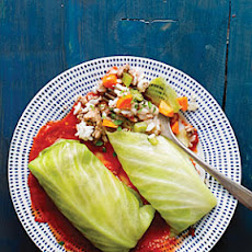 Polish Cabbage Rolls (Golumpki)