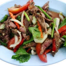 Low-Fat Thai Steak Salad
