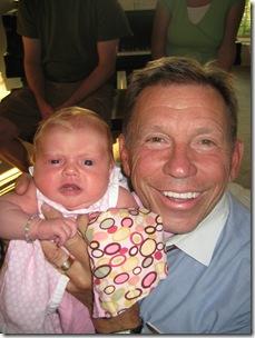 2005--06-15 Pothiers, C&H farewell, grandkids 052