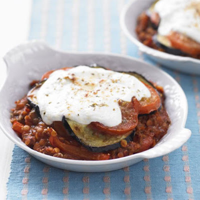 Low-fat Moussaka