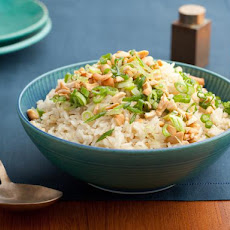 Fragrant Jasmine Rice Pilaf