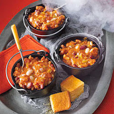 Pumpkin Chili with Chicken