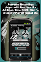 Screenshot of Hip Hop Radio - With Recording