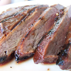 Sweet and Savory Flank Steak