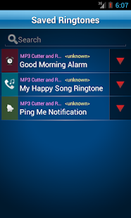 App MP3 Cutter and Ringtone Maker♫ APK for Windows Phone