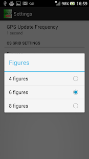 Grid Reference Free - screenshot