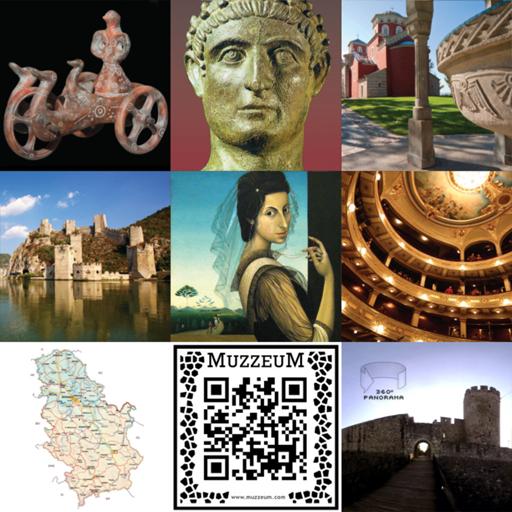 Android aplikacija Cultural Treasure of Serbia na Android Srbija