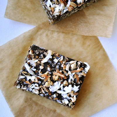 Coconut & Oatmeal Toffee
