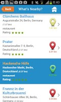 Screenshot of Berlin Guide, Hotels & Weather