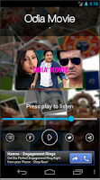 Screenshot of Odia FM Radio