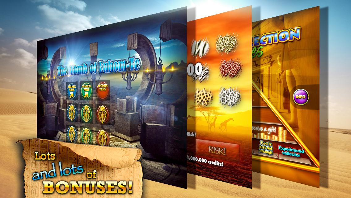Slots - Pharaoh's Way Screenshot 13