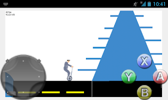 Screenshot of Happy Wheels WorldWide