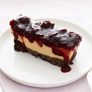 Almond Butter and Jelly Slice Passover Dessert