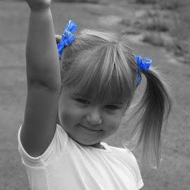 Girl power by Rachelle MacDonald - Babies & Children Children Candids (  )