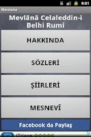 Screenshot of Mevlana
