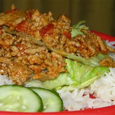 Vietnamese Beef And Lettuce Curry