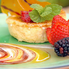 Key Lime Creme Brulee
