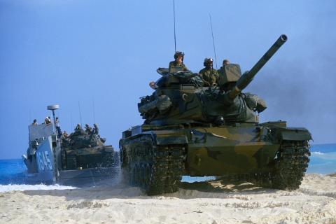 M60 Patton Tank PRO