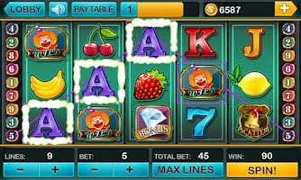 Screenshot of Slots Mania II