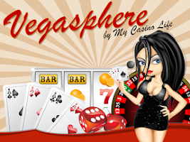 Screenshot of Vegasphere™ Casino and Slots