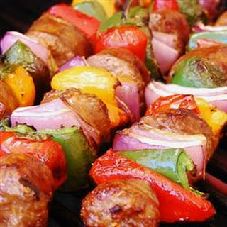 BBQ Sausage and Peppers