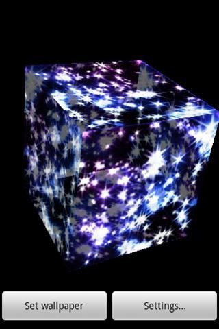 3D 夜空