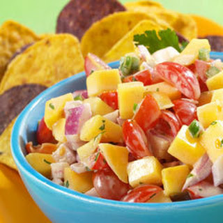 Tomato Corn Mango Salsa Recipes