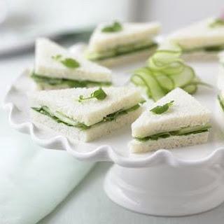 Watercress Tea Sandwiches Recipes