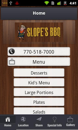 Slope's BBQ