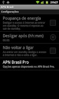 Screenshot of APN Brasil