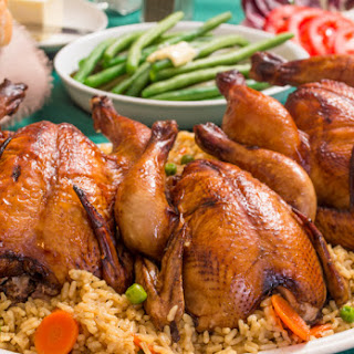 Cornish Hen Rubs Recipes