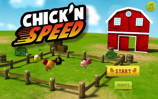 Chick'n Speed
