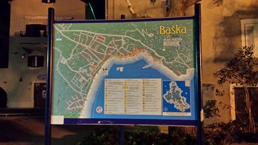 Baska Plan Mjesta