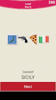 Screenshot of Emoji Geo Quiz
