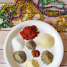 Cajun Blackening Spices